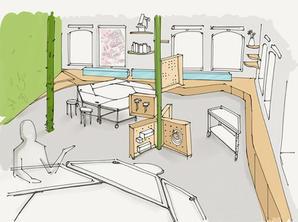 RISD biodesign makerspace