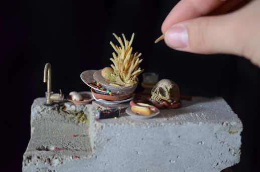 mini memento mori
