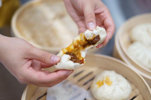maple bun insides