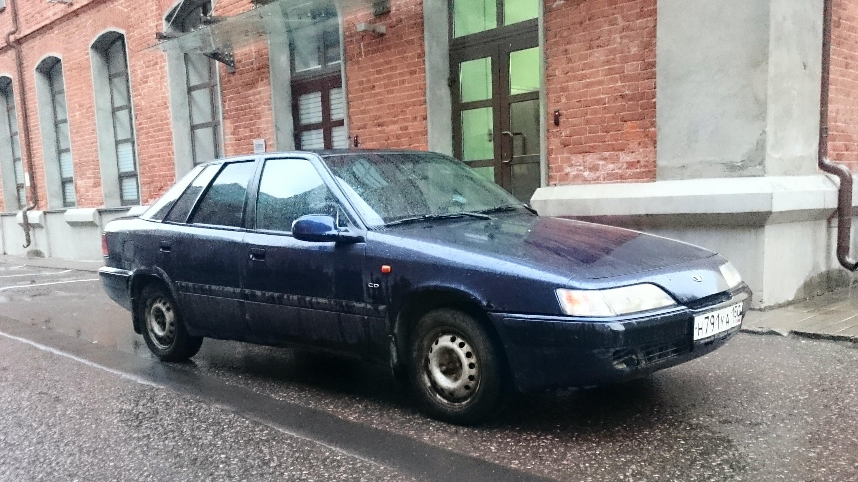 daewoo espero 1992 900 4+1