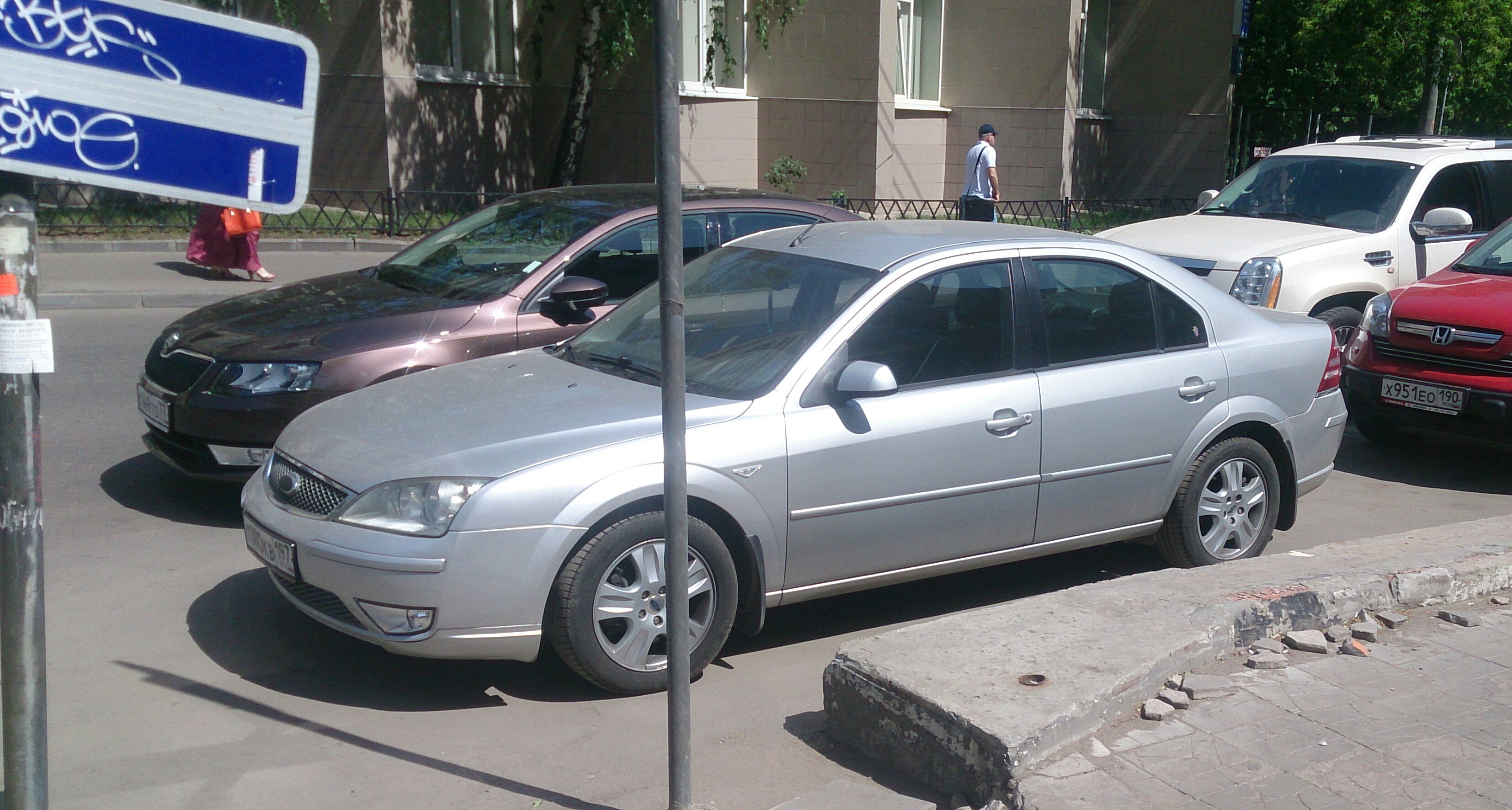 ford Mondeo 800 4+1