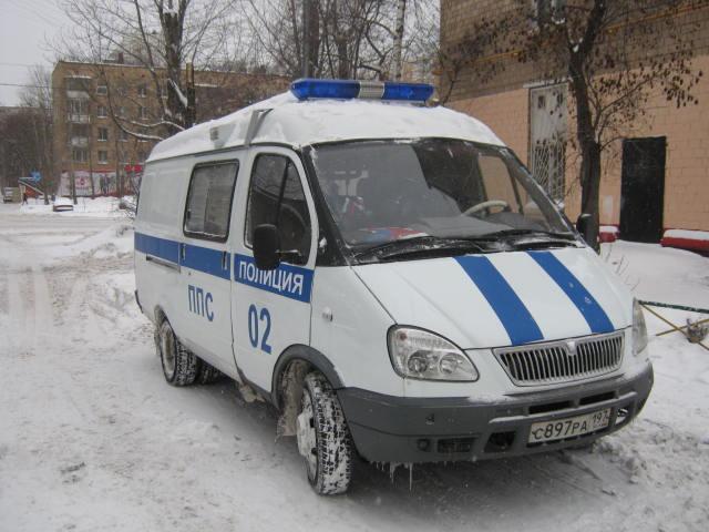 полиция газель лаборатория 1300р., 4+1