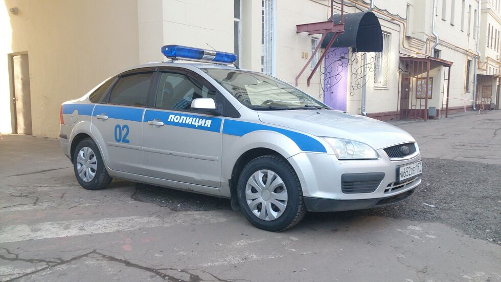 полиция форд фокус 1000 4+1