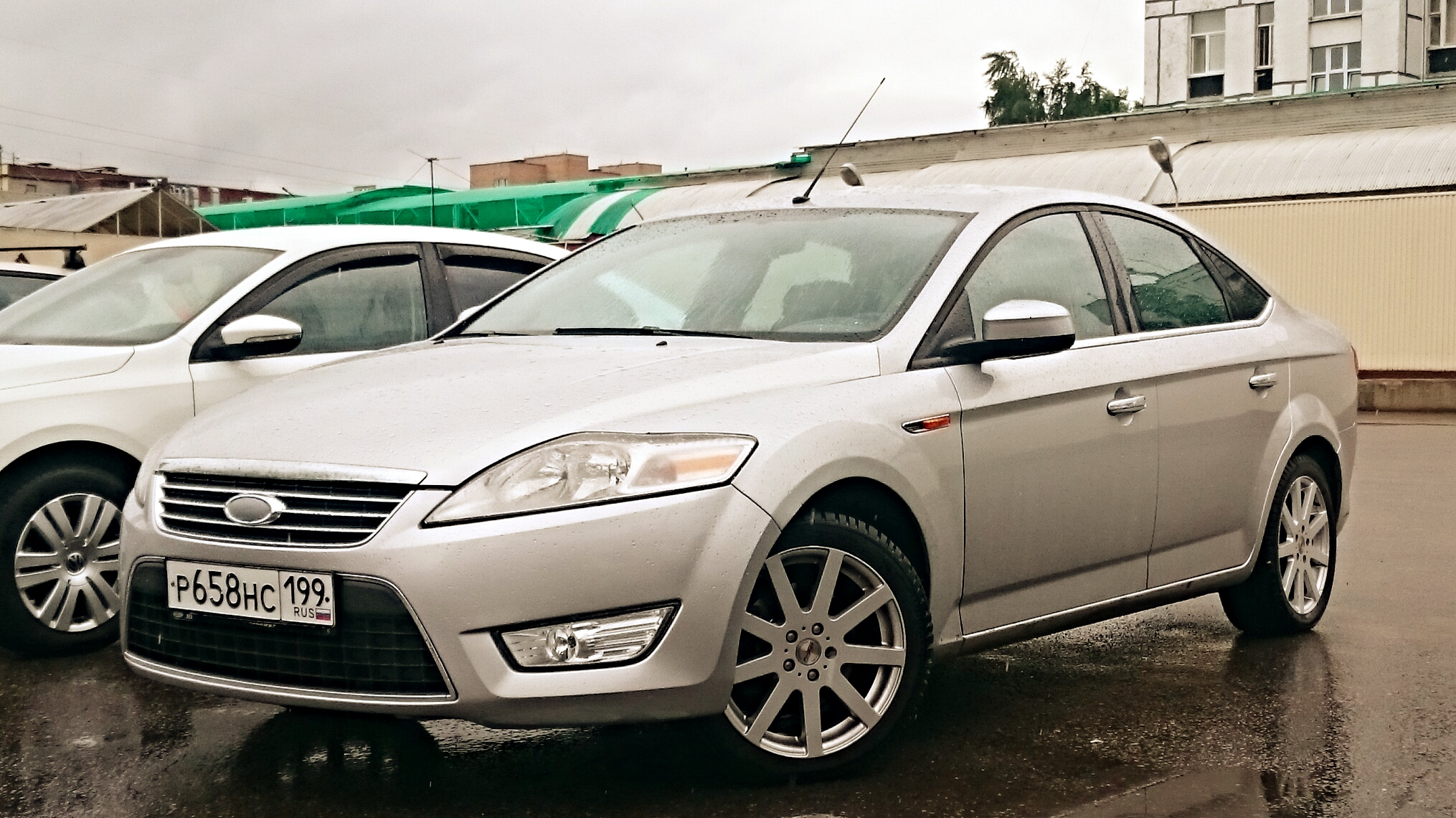 ford mondeo 900р., 4+1