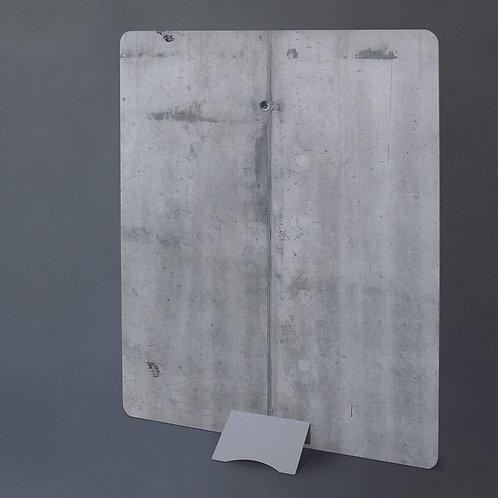"Trennwand ""concrete"" H 190 cm x B 150 cm"