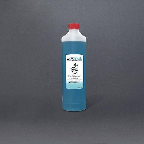 PIXMAL - Desinfektionsmittel für Hände und Oberflächen 1 Flasche, 1000ml
