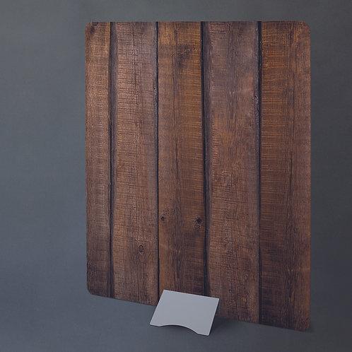 "Trennwand ""Wood"" H 190 cm x B 150 cm"