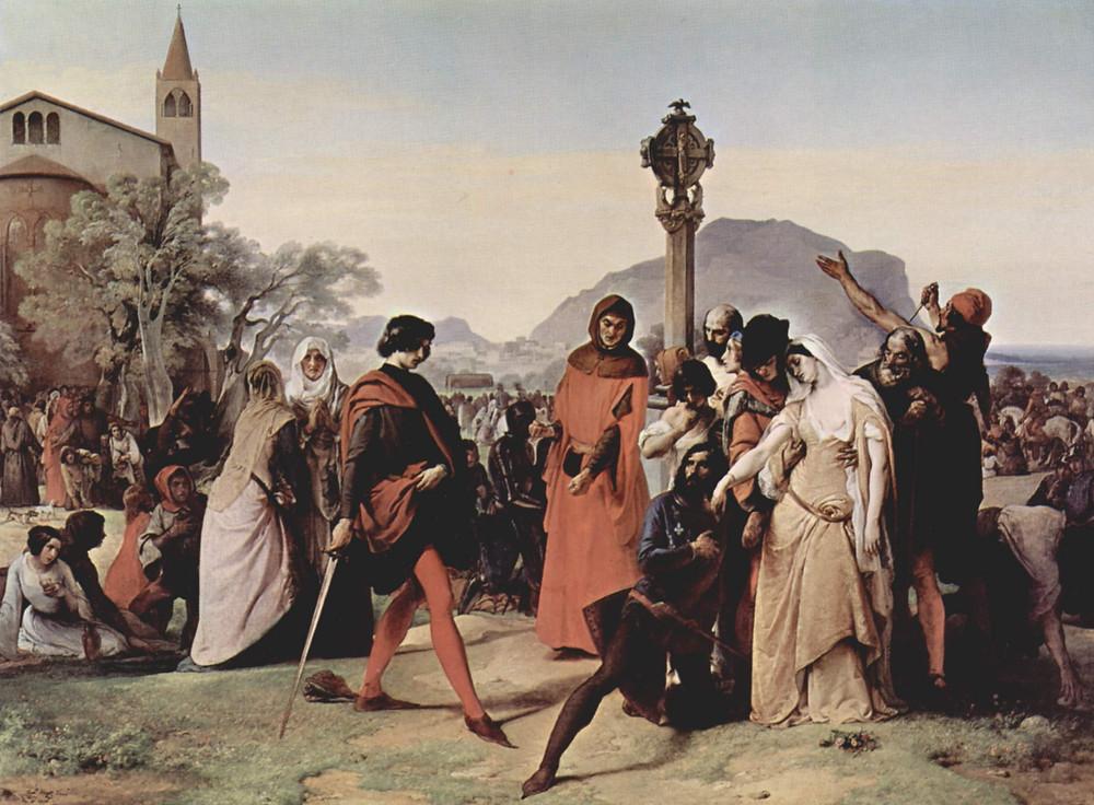 Quadro del Regno di Sicilia