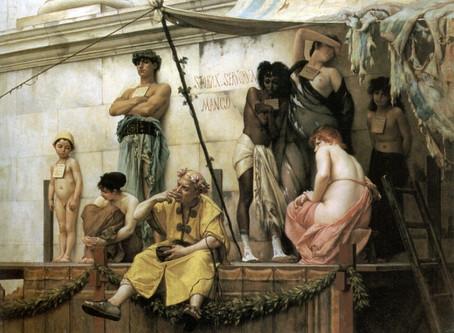 Tutto troppo simile...i nuovi schiavi