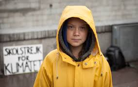 Greta Thunberg e Ingmar Rentzhog