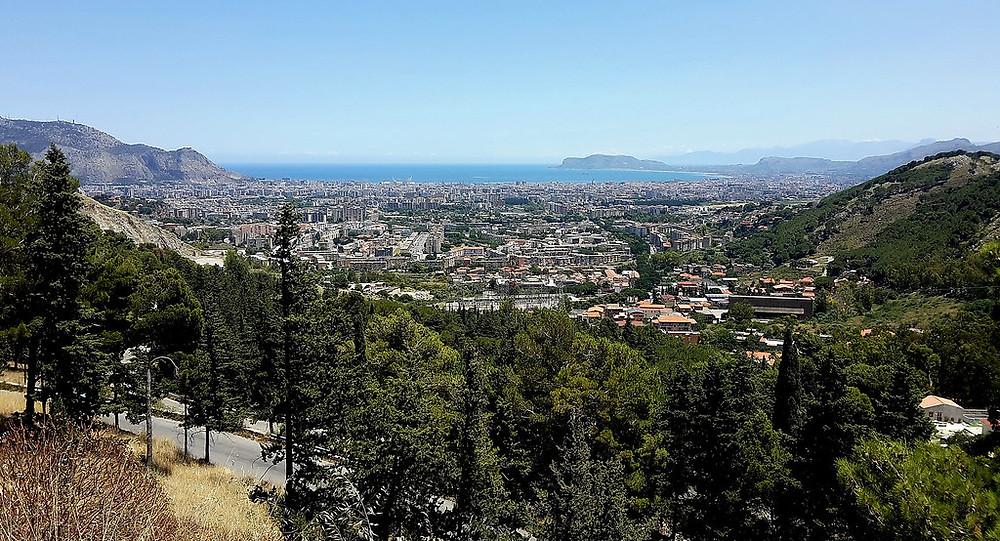 Collina di Palermo