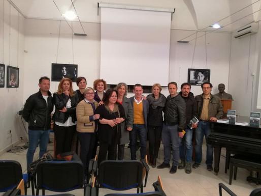 Foto con alcuni ospiti