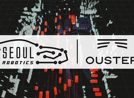 Ouster x Seoul Robotics