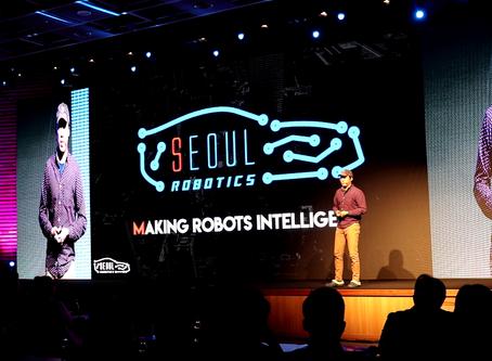 Seoul Robotics @ Slush