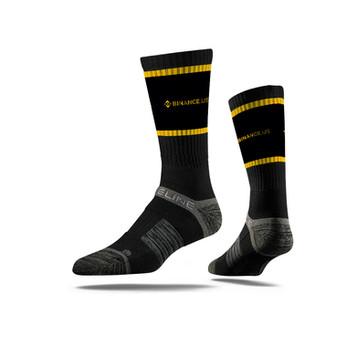 Premium crew custom socks