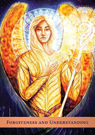 Reiki Rose and her Angel Cards