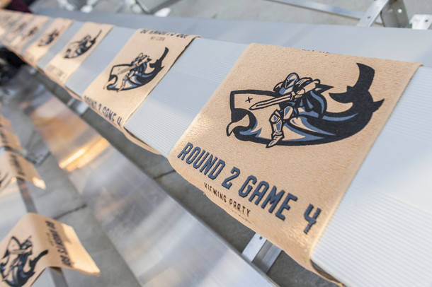 We rally behind any event with these VGK towels!