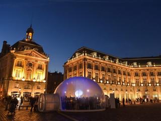 """[Bordeaux Tasting] Venez nous rencontrer dans la bulle des """"Extra-terriens"""" ce dimanche !"""