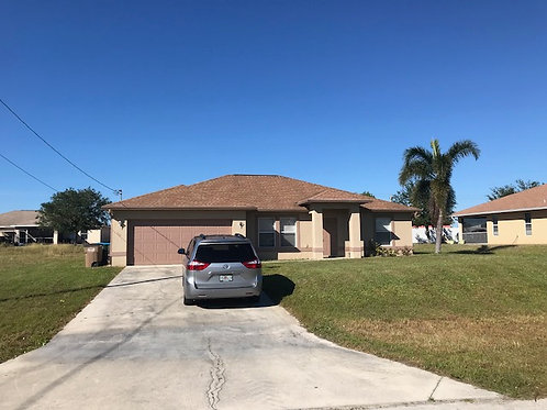 Cape Coral - 912 NW 15 Pl