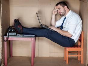 Betere ergonomie op kantoor
