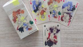 Uniek kaartspel voor Dimpna