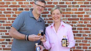 Sint-Dimpna elixir en Gerebernus koffielikeur vallen in de smaak