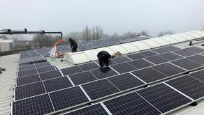 Gemeente Lille gaat voor duurzame energie