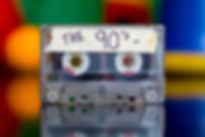 Nineties. _ 90's mixed tape..jpg