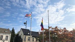 Oud-Turnhout hijst de vlag 'Duurzame Gemeente'