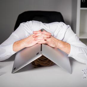 Sentiment instinctif négatif au travail