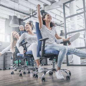 7 travailleurs sur 10 ne font pas assez d'exercice