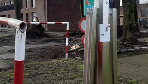 Lille plaatst zuilen voor hondenpoep