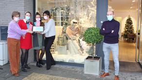 Café Lunettes wint kerstetalagewedstrijd