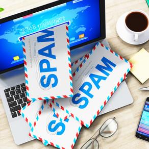 Comment réduire le nombre de spam?