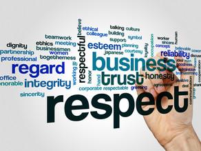Respect afdwingen op de werkvloer