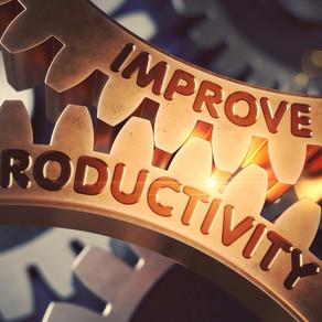 Plus de productivité