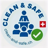 Clean & Safe label voor meetings in Zwitserland