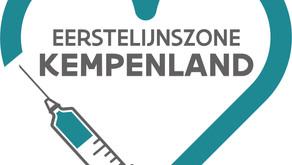 Eerstelijnszone Kempenland lanceert  logo vaccinatiecampagne