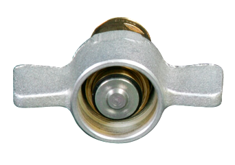 Milcarb CO2 Wing Nut Coupler
