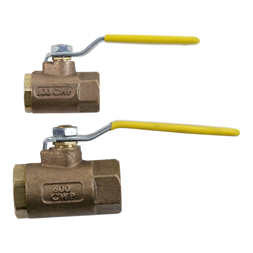 Apollo Ball Valve w/ Relief Port