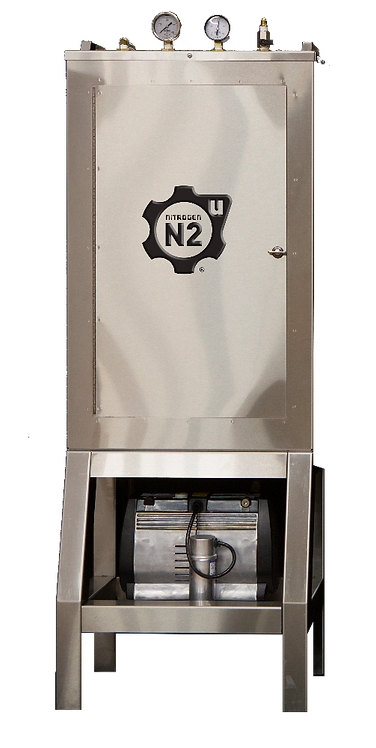 N2U Nitrogen Generator - High Volume