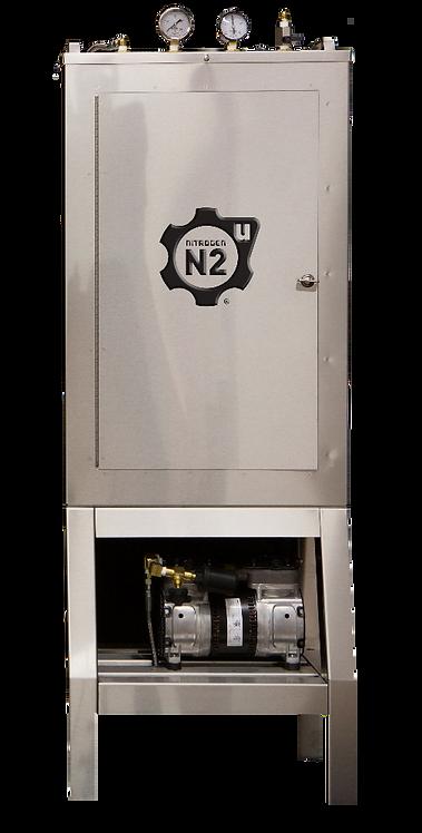 MilCarb N2U Nitrogen Generator - Mid Volume