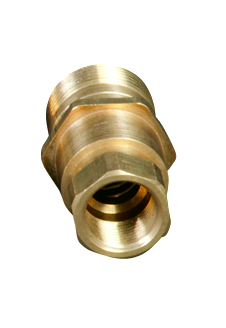 MilCarb 3/4 Inch Fill Nipple