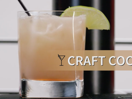 Nitro Mixology: Nitrogen Craft Cocktails on Tap