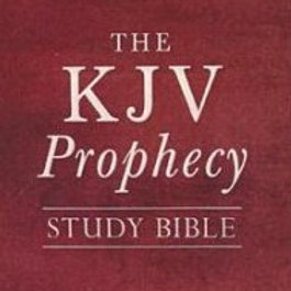 BOOK: Prophecy Study Bible, Hardback