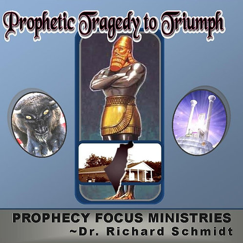 CD Preaching: Prophetic Tragedy to Triumph