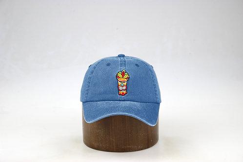 Blue jeans hat