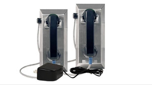 Inmate Phones - Surface-Mount