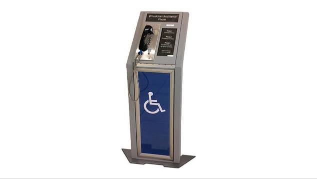 Janus - Phone Kiosk