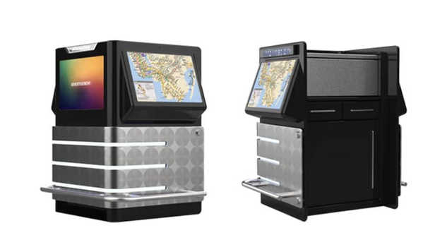 Mobile, Interactive Information Desk
